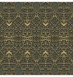 decor metal pattern vector image