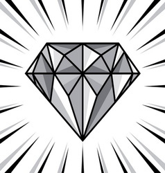 Diamant vector