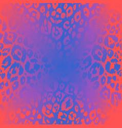 modern neon pattern vector image