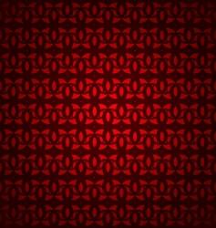warm red diamond vector image vector image