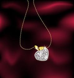 jewelry berry vector image