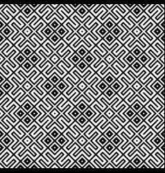 seamless traditional russian pattern vector image