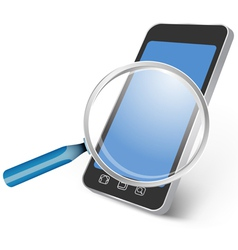 All smartphone device searching vector