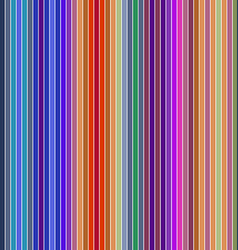 Colorful vertical stripe pattern background design vector