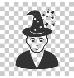 Magic Master Icon vector