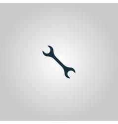 mechanic Wrench icon vector image