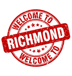 Welcome to richmond vector