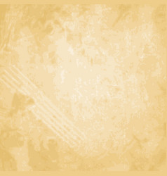 light brown vintage background vector image