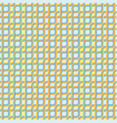 seamless pattern with color lines vector image