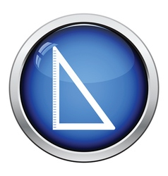Icon of Triangle vector image