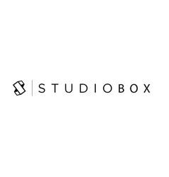 Studio box vector