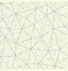 Monochrome network with 3d effect vector