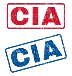 CIA Rubber Stamps vector
