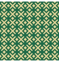 Islamic seamless background pattern vector image