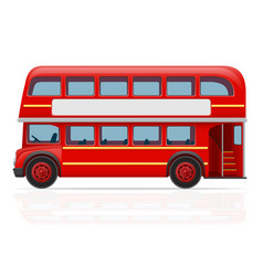 London bus vector