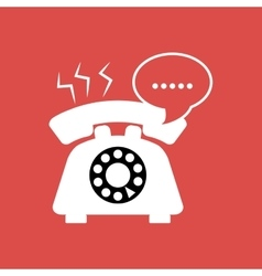 Telephone line communication vector