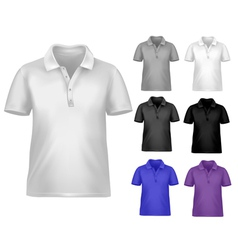black and white t-shirt design vector image vector image