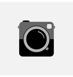 Retro Camera vector image vector image