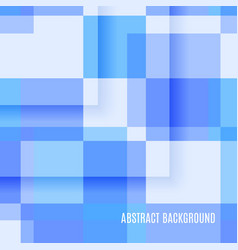 Abstract Background of Rectangles vector