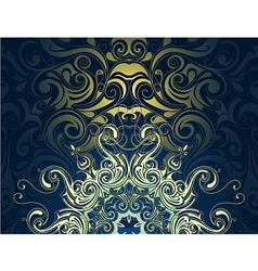 Abstract background with copy-space vector image