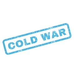 Cold War Rubber Stamp vector