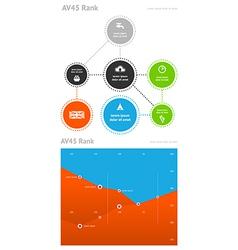 elements infographics stock vector image