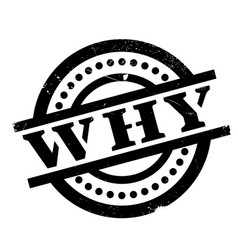 Why rubber stamp vector