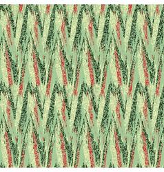 distressed geometric print vector image vector image