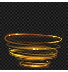 Light effects vector