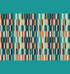 Oriental seigaiha seamless pattern vintage vector