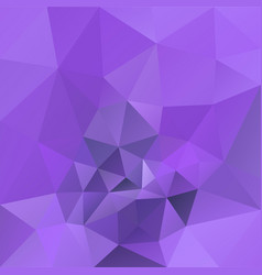 Polygonal square background ultra violet purple vector
