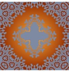 Seamless Print Tile in Arabian style vector image