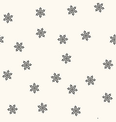 seamless retro pattern polka dot vector image