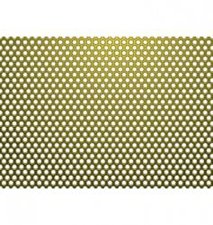 hexagon abstract design vector image vector image