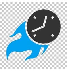 Deadline fire eps icon vector
