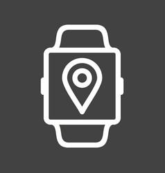 Location app vector