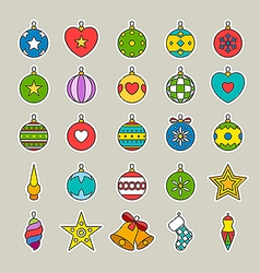 Decoration vector image