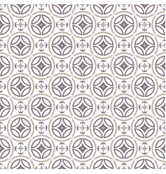 pattern 0053 east ornament vector image