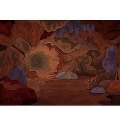 Magic Cave vector image