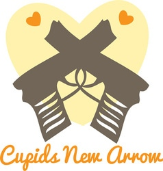Cupids Arrow vector