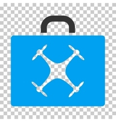 Drone Case Eps Icon vector