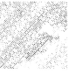 Halftone background dotted abstract texture vector