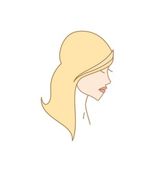 Lady-380x400 vector image