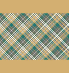 Tartan plaid color textile seamless pattern vector