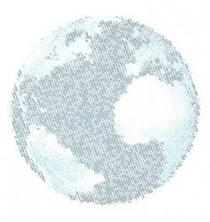 Binary world vector