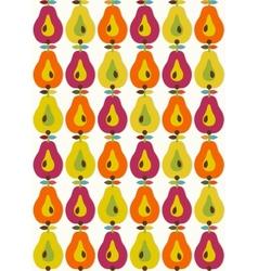 Bight fruits seamless vector image