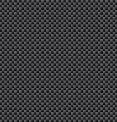 Carbon Fiber Weave Sheet Seamless Pattern vector image