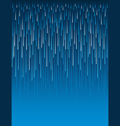 abstract modern background with blue vertical vector image