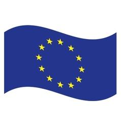 Flag EU vector
