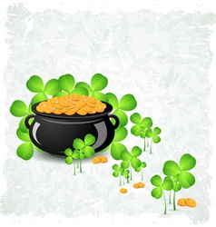Patricks Day Card vector image vector image